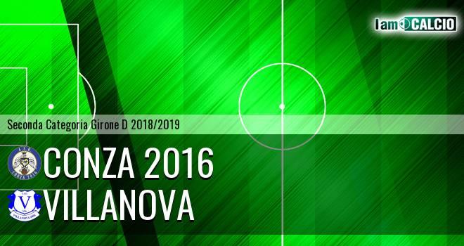 Conza 2016 - Villanova