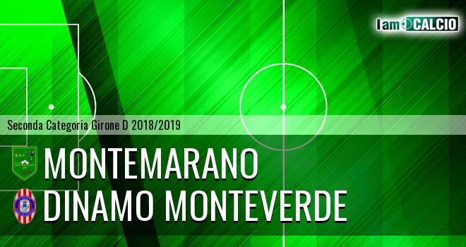 Montemarano - Dinamo Monteverde