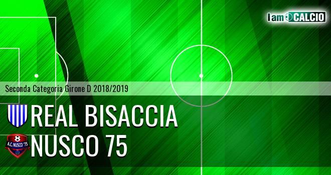 Real Bisaccia - Nusco 75