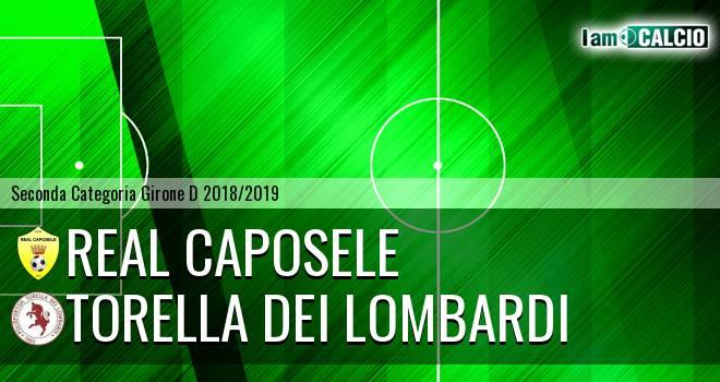 Real Caposele - Torella dei Lombardi