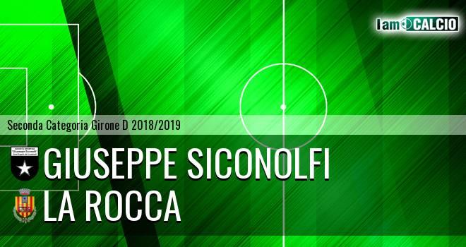 Giuseppe Siconolfi - La Rocca
