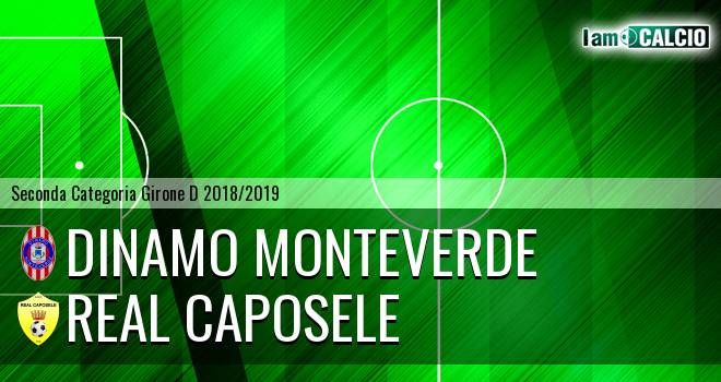 Dinamo Monteverde - Real Caposele