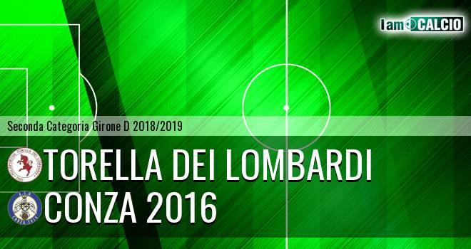 Torella dei Lombardi - Conza 2016