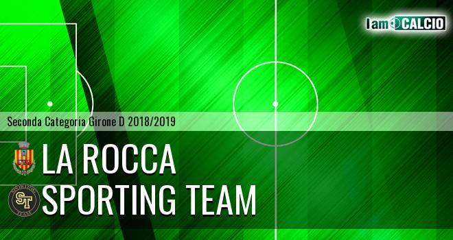 La Rocca - Sporting Team Maroso