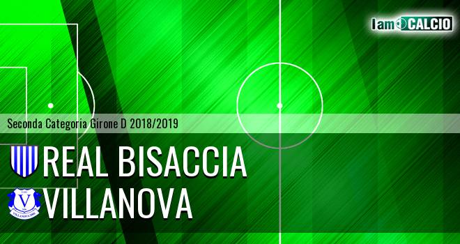 Real Bisaccia - Villanova