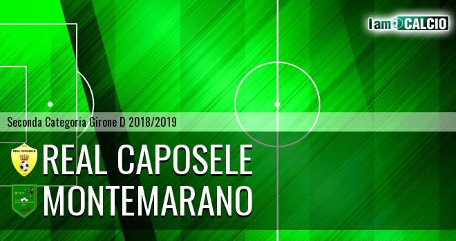 Real Caposele - Montemarano