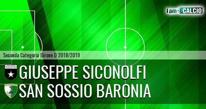 Giuseppe Siconolfi - San Sossio Baronia