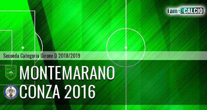 Montemarano - Conza 2016