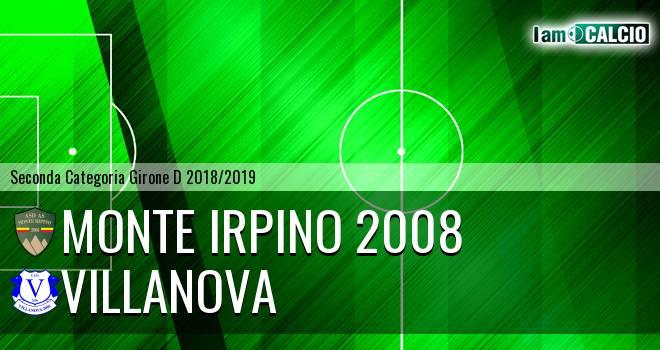 Monte Irpino 2008 - Villanova