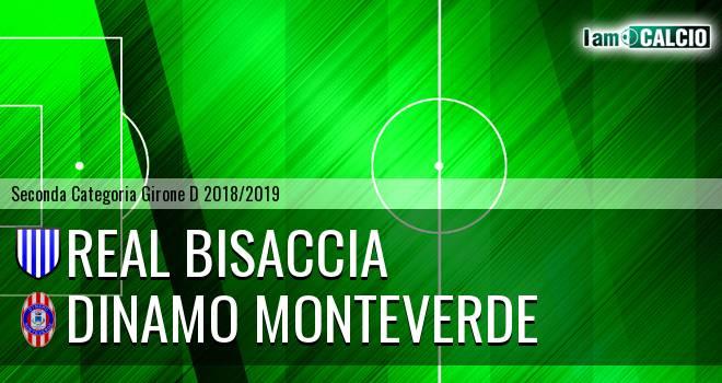 Real Bisaccia - Dinamo Monteverde