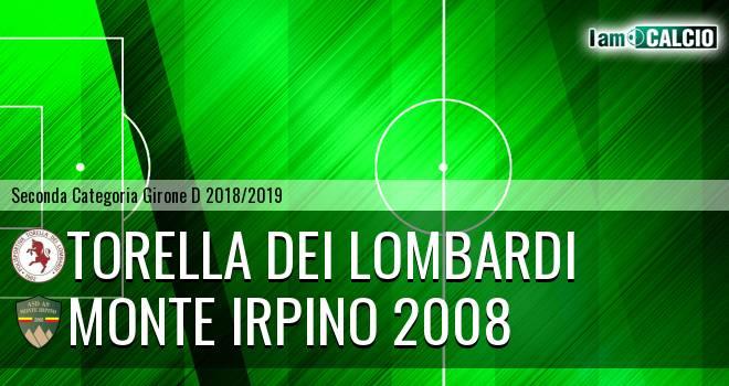 Torella dei Lombardi - Monte Irpino 2008