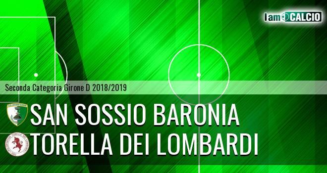 San Sossio Baronia - Torella dei Lombardi