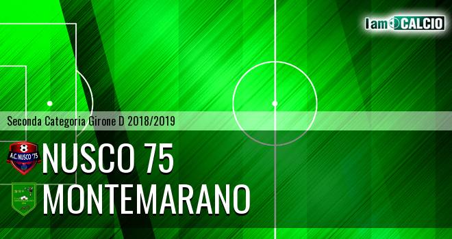 Nusco 75 - Montemarano
