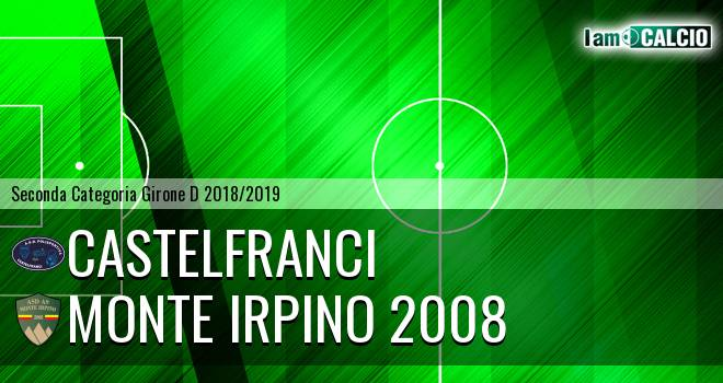 Castelfranci - Monte Irpino 2008