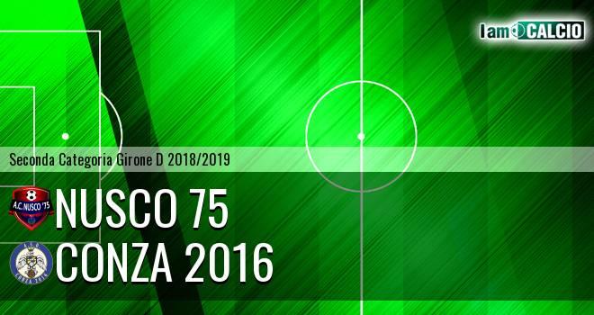 Nusco 75 - Conza 2016