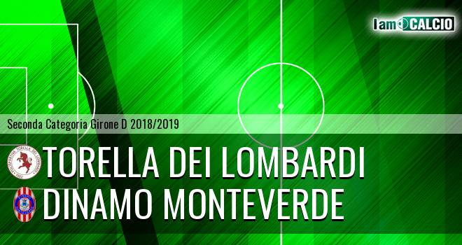 Torella dei Lombardi - Dinamo Monteverde