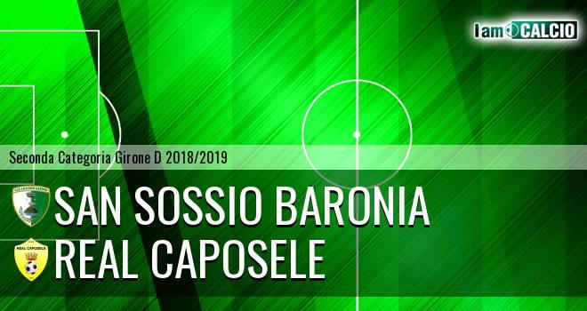 San Sossio Baronia - Real Caposele