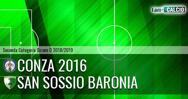 Conza 2016 - San Sossio Baronia