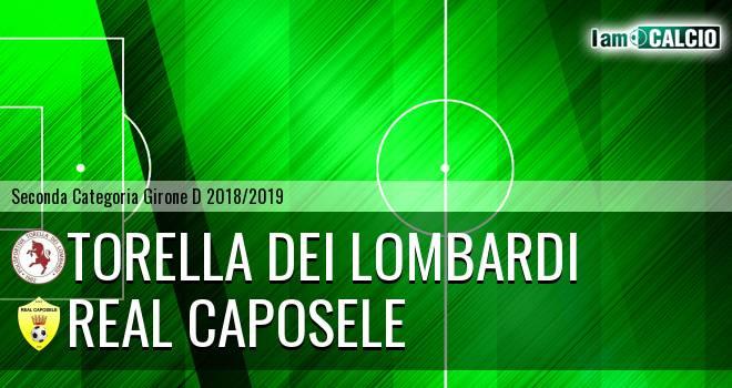 Torella dei Lombardi - Real Caposele
