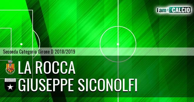 La Rocca - Giuseppe Siconolfi