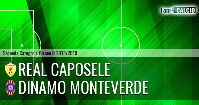Real Caposele - Dinamo Monteverde