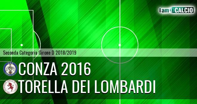 Conza 2016 - Torella dei Lombardi