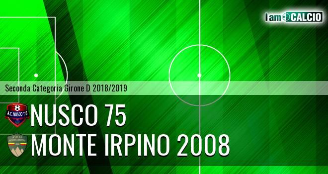 Nusco 75 - Monte Irpino 2008