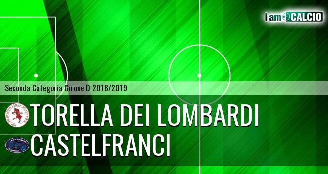 Torella dei Lombardi - Castelfranci