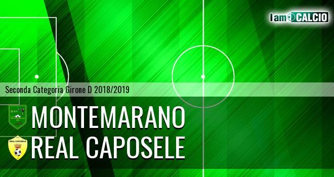 Montemarano - Real Caposele