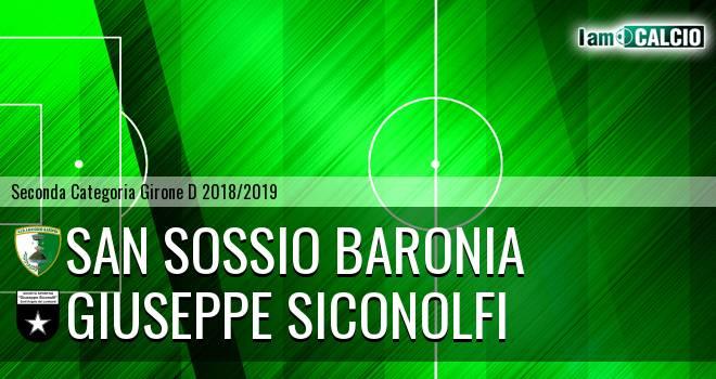 San Sossio Baronia - Giuseppe Siconolfi