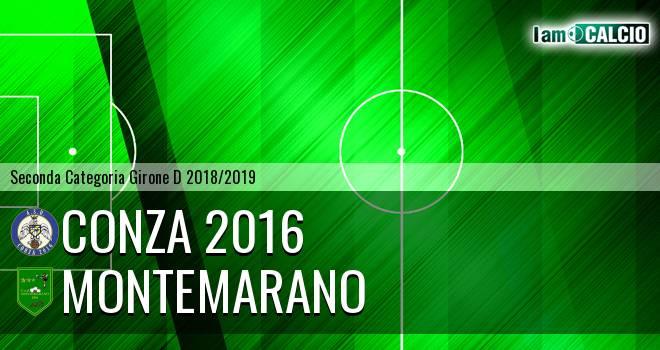 Conza 2016 - Montemarano