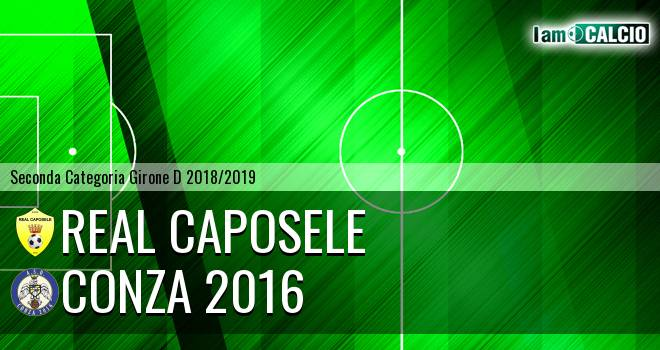Real Caposele - Conza 2016