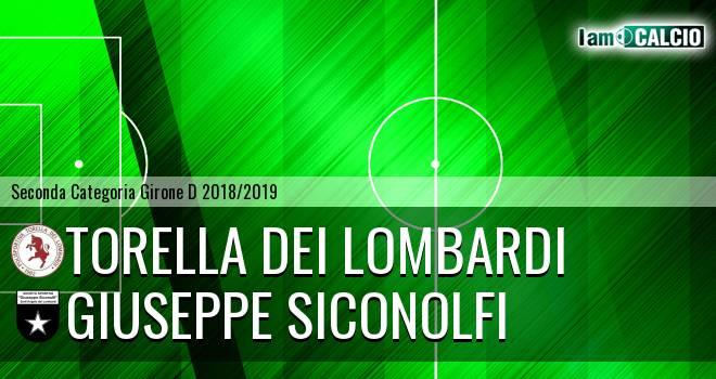 Torella dei Lombardi - Giuseppe Siconolfi