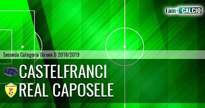 Castelfranci - Real Caposele