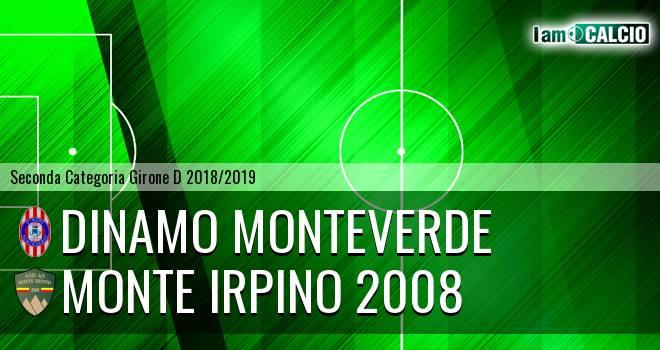 Dinamo Monteverde - Monte Irpino 2008