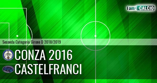 Conza 2016 - Castelfranci