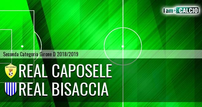 Real Caposele - Real Bisaccia