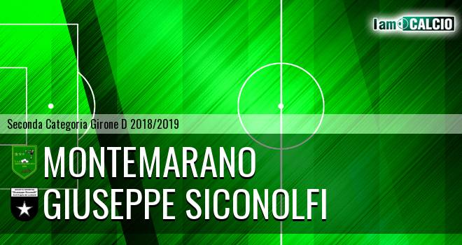 Montemarano - Giuseppe Siconolfi