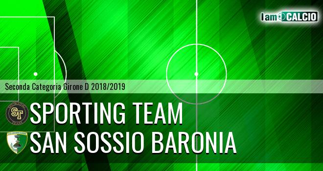 Sporting Team - San Sossio Baronia