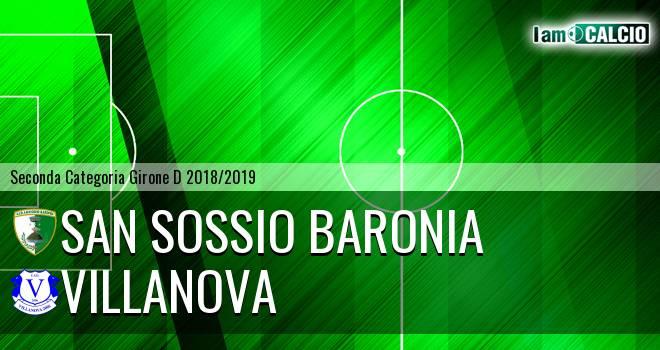San Sossio Baronia - Villanova