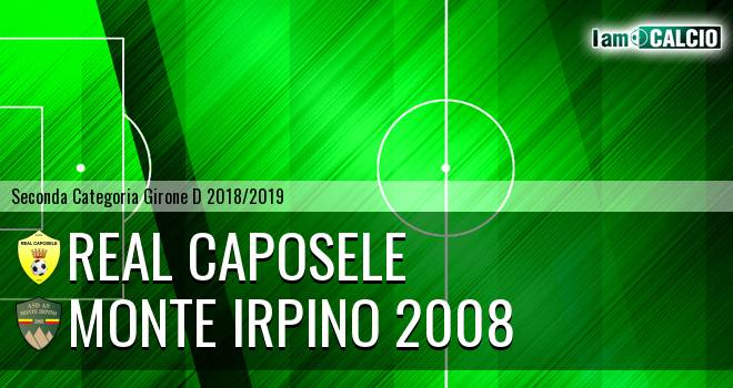 Real Caposele - Monte Irpino 2008