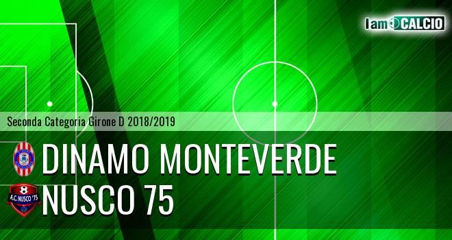 Dinamo Monteverde - Nusco 75