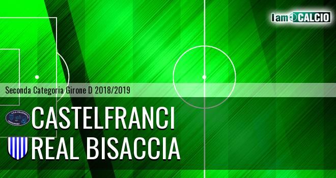 Castelfranci - Real Bisaccia