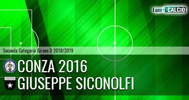 Conza 2016 - Giuseppe Siconolfi