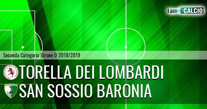 Torella dei Lombardi - San Sossio Baronia