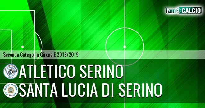 Atletico Serino - Santa Lucia di Serino