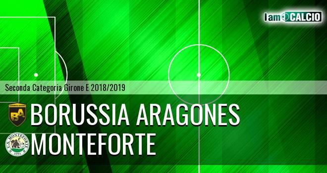 Borussia Aragones - Monteforte