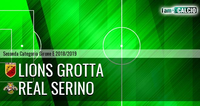 Lions Grotta - Real Serino