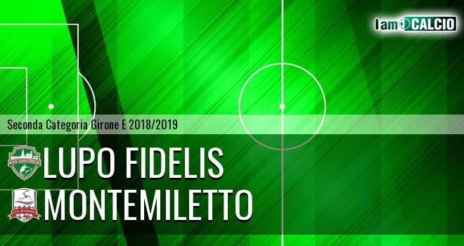 Lupo Fidelis - Montemiletto