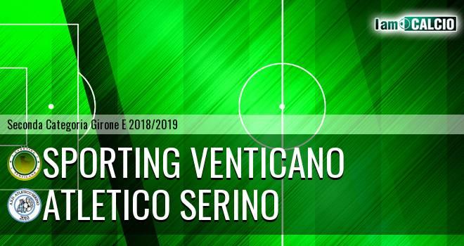 Sporting Venticano - Atletico Serino